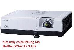 Trung tâm sửa máy chiếu Sharp PG-D3510X giá rẻ