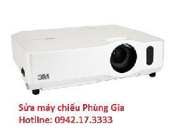 Cửa hàng sửa máy chiếu đa năng 3M X66 giá rẻ