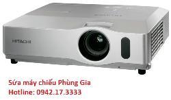 Trung tâm sửa máy chiếu Hitachi CP-X308 uy tín