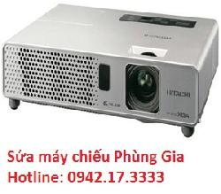 Phùng Gia chuyên sửa máy chiếu Hitachi CP-RX70