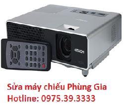 Cửa hàng sửa máy chiếu Hitachi CP-X1 tại nhà