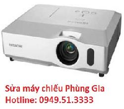 Công ty sửa máy chiếu Hitachi CP-X201 chuyên nghiệp