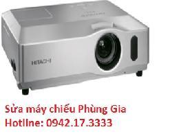 Cửa hàng sửa máy chiếu Hitachi CP-X301 tại nhà